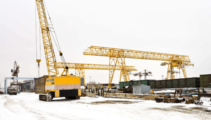 Crawler Cranes: What You Need to Know